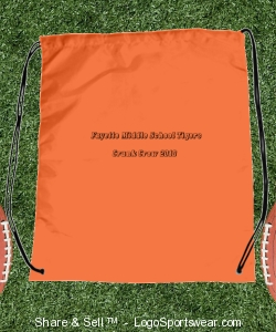 Drawstring Sport Pack Design Zoom